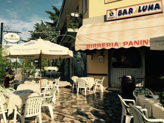 Spettacolo!!! - Recensioni su Bar Luna, Montegrotto Terme - TripAdvisor