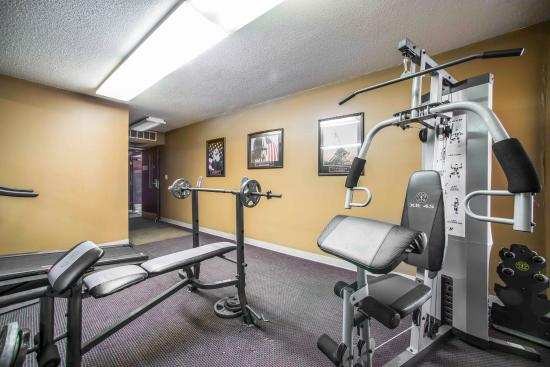 Econo Lodge: Fitness