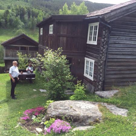 Nordre Ekre Gardshotell: Nydelig sted med særpreg