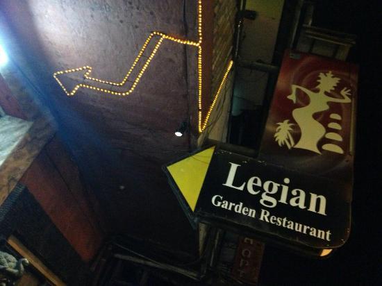 Legian Garden Restaurant Picture Of Legian Garden Restaurant Yogyakarta Region Tripadvisor