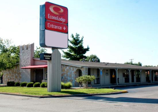 econo lodge terre haute in motel reviews tripadvisor. Black Bedroom Furniture Sets. Home Design Ideas