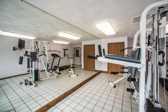 Econo Lodge & Suites Greenville: ILFitness