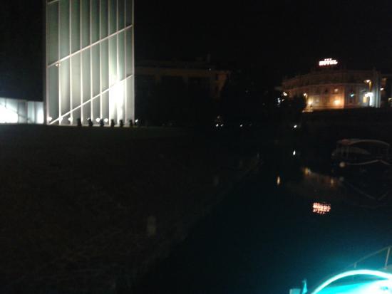 I Battelli del Brenta: Navigli Padova 27-06-2015 - Rientro