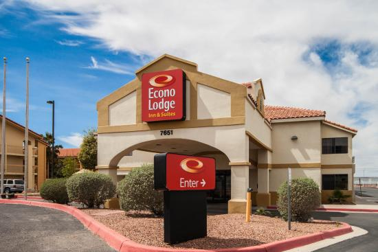 Photo of Econo Lodge Inn & Suites El Paso