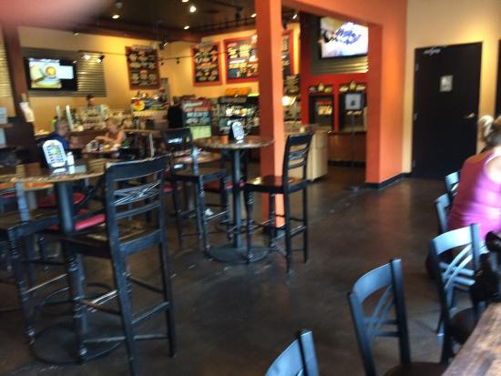 Blue Jay, แคลิฟอร์เนีย: Hot Shots Coffeehouse
