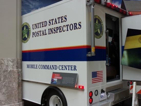 District de Columbia : Postal Inspection service Postal museum