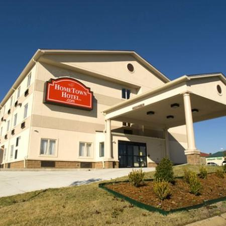 HomeTown Hotel Bryant Little Rock Area: Home Town Hotel Exterior