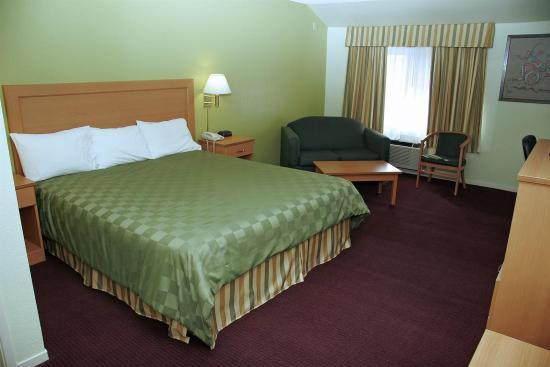 Keefer's Inn: Guest room