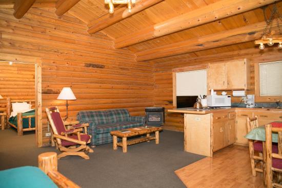 Columbia Falls, MT: Guest room