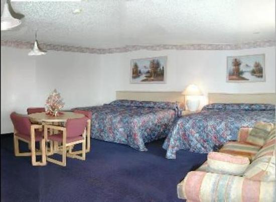 Gateway Inn & Suites Salida: Suite