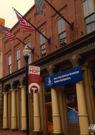 Sons of the American Revolution Genealogical Research Library: Headquarters