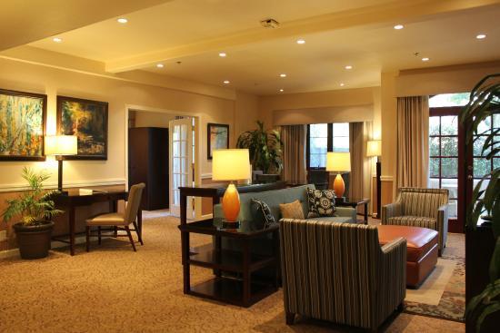 Vintners Inn: Vintners Suite