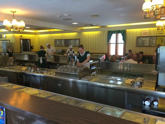 Counter picture of shady glen dairy stores manchester for Michaels crafts manchester ct