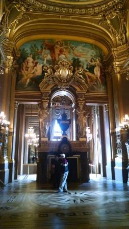 Paryż, Francja: Opera