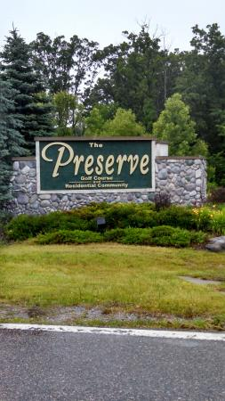 Fenton, MI: The Preserve Golf Club