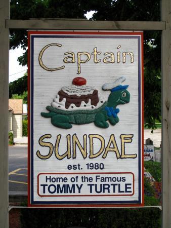 Captain Sundae: .