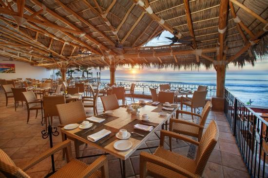 Cabo Surf Hotel: Restaurant