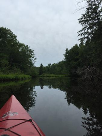 Exeter, NH: Nice easy paddle.