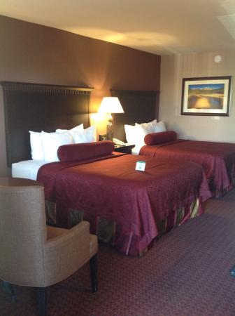 BEST WESTERN Garden Inn: Beds