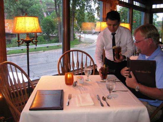 Nicollet Island Inn : Restaurant