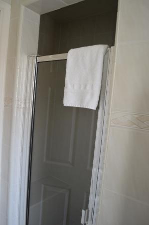 Wilshire Crest Hotel: Shower