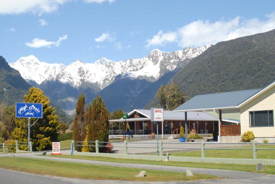 Photo of High Peaks Hotel Fox Glacier