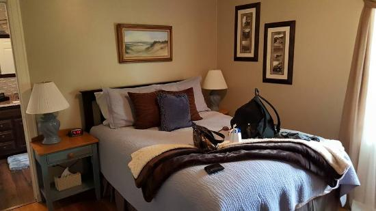 Westport Bayside Bed & Breakfast : Nice and comfy!