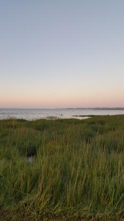 Westport Bayside Bed & Breakfast : Bay view