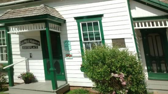 Lucy Maud Montgomery Birthplace: -