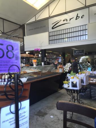 Zarbo Cafe & Deli