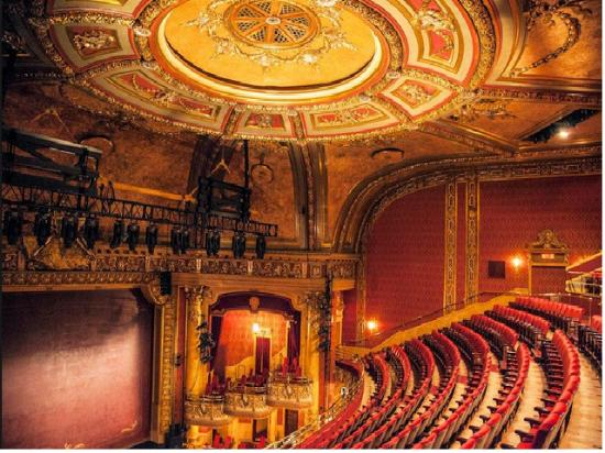 Elgin Theatre Toronto Picture Of The Elgin Winter Garden Theatre Centre Toronto Tripadvisor