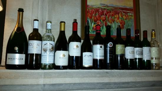 Chateau Coulon Laurensac : Wines Enjoyed at the Farewell Dinner!!!