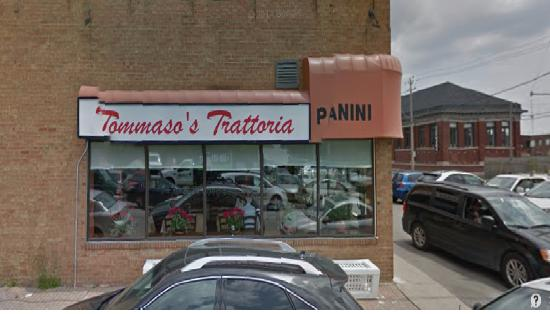 Photo of Italian Restaurant Tommasso's at 400 Eastern Ave, Toronto, ON M4M 1B9, Canada