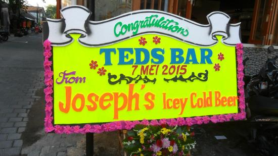 Teds Bar