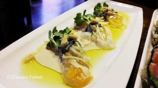 DASH Japanese Tapas & Sushi