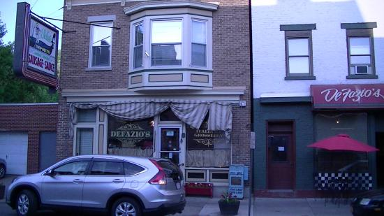 Photo of Italian Restaurant De Fazio's Italian Imports at 4th Street, Troy, NY 12180, United States