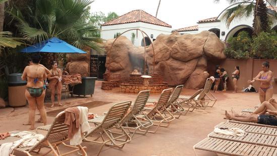 Glen Ivy Hot Springs : Mud Club