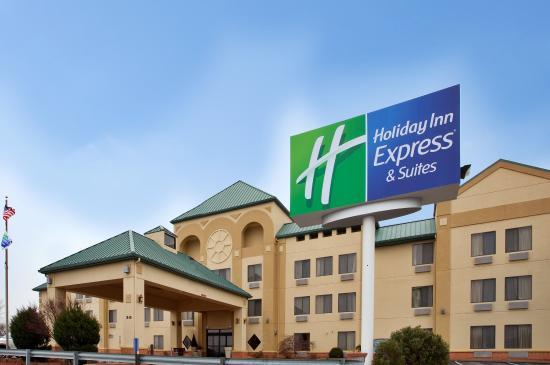 Holiday Inn Express Fenton: St. Louis West Fenton Hotel