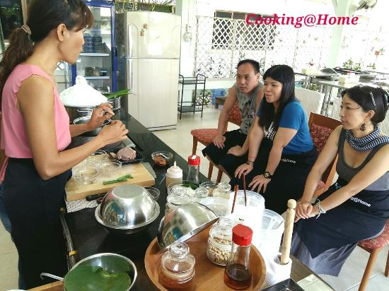 Cooking at Home Thai Culinary School: Thai cooking lesson