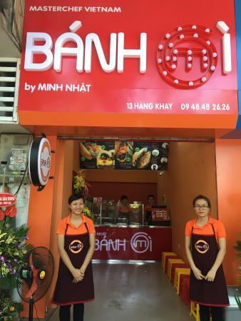 Banh Mi by Minh Nhat