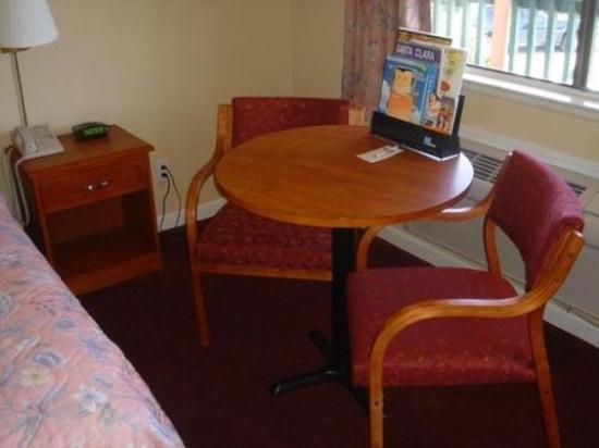 Hotel Stratford: Guest room