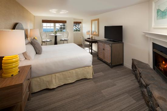 FogCatcher Inn: Newly Renovated Ocean View Guest Room