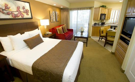 Ridge on Sedona Golf Resort: Guest room