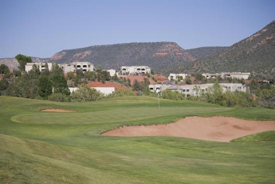 Ridge on Sedona Golf Resort: Golf course