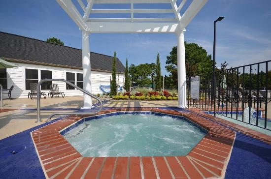 The Historic Powhatan Resort: Spa