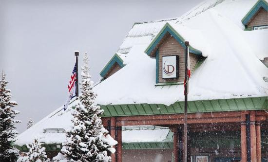 Winter at the Lake Tahoe Vacation Resort