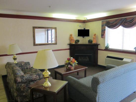 Haven Inn & Suites : Lobby