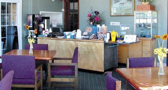 America's Best Inns & Suites New Florence: Breakfast Area