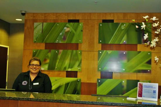 SpringHill Suites Detroit Southfield: EXCELLENT CUSTOMER SERVICE