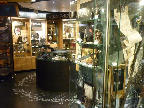 collections store noble collection shop picture of hamleys london regent